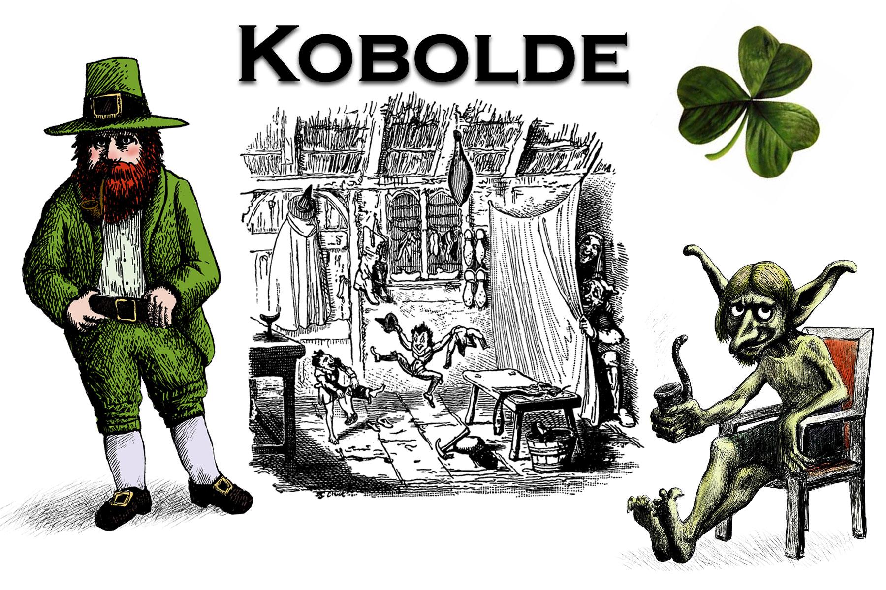 Was sind Kobolde?