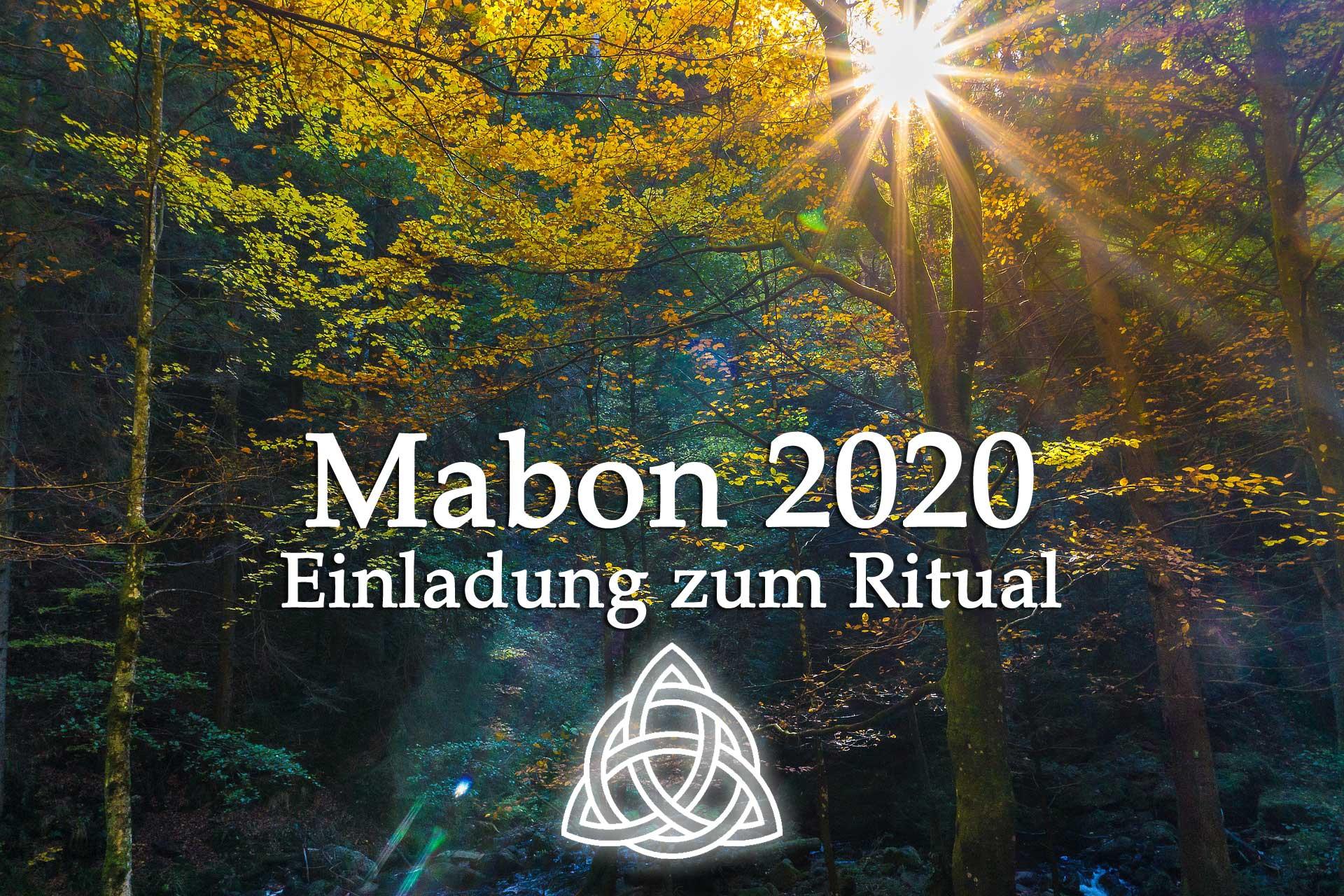 Mabon Ritual 2020